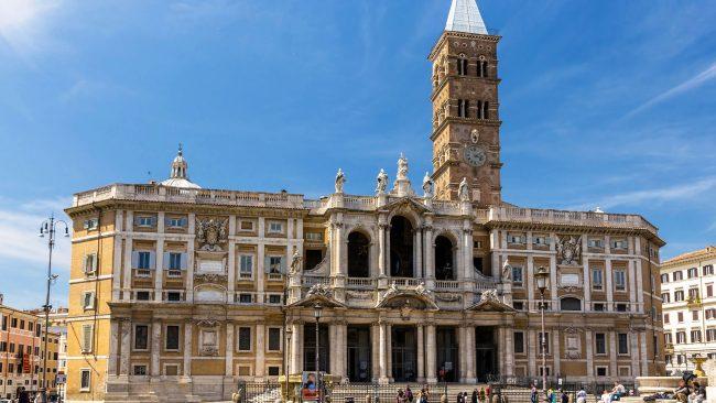 Basílica de Santa María la Mayor, Roma