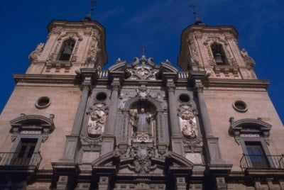 Basílica de San Juan de Dios de Granada