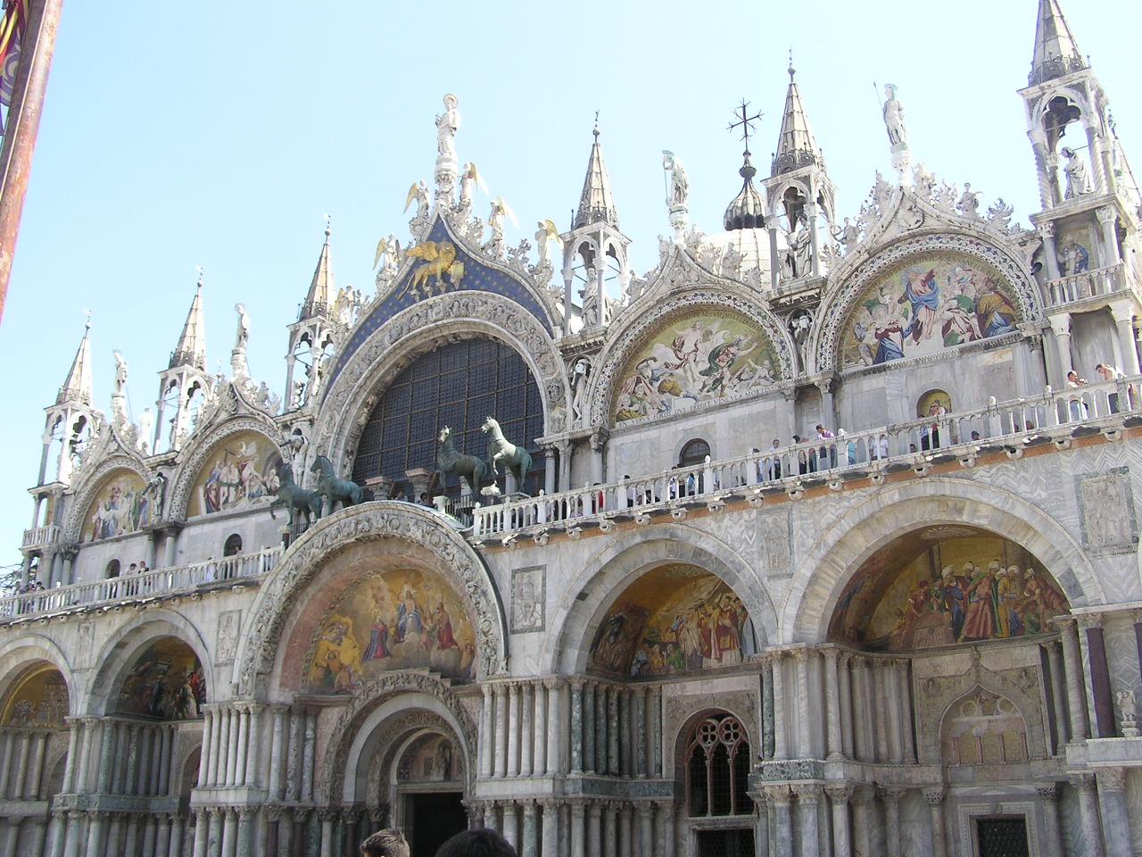 basilica san marcos