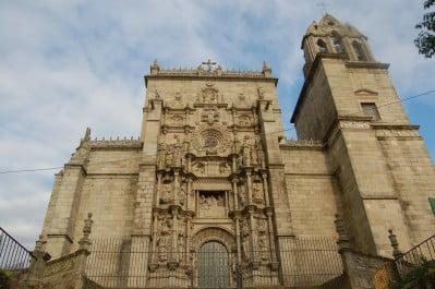 Basílica Santa María Mayor, Pontevedra