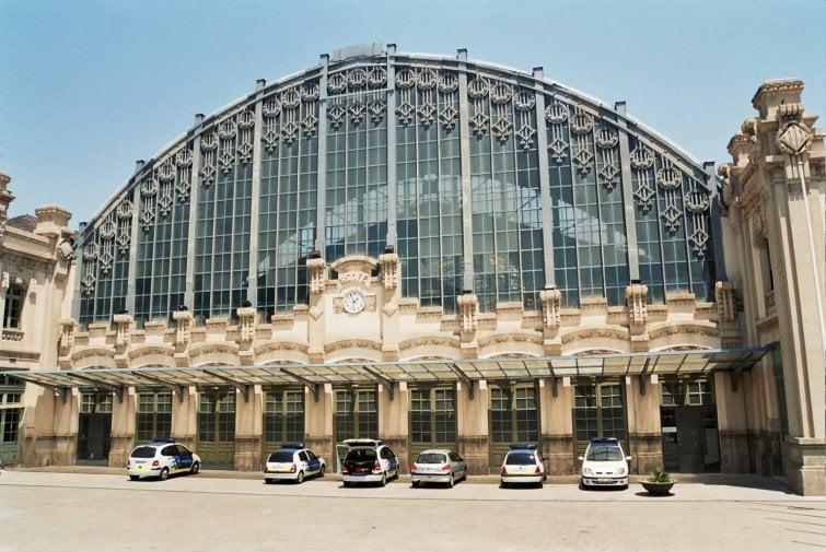 Estación Nord de Barcelona