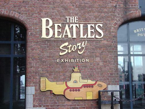 beatles-histori