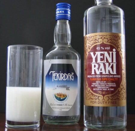Bebidas de Turquía