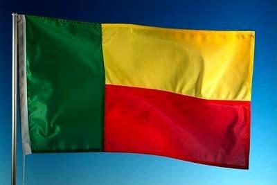 Benín, Capital bandera