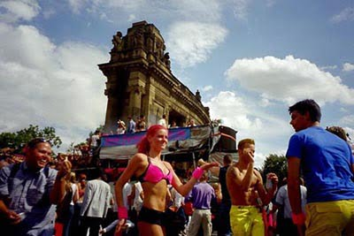 Love Parade en Berlín