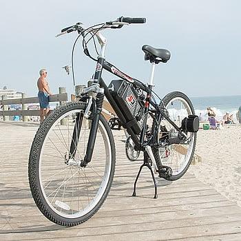 Bicicleta el eléctrica en Formentera