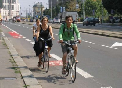 Bicicletas de Praga