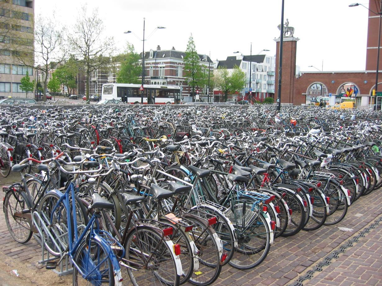 Bicicletas de Amsterdam