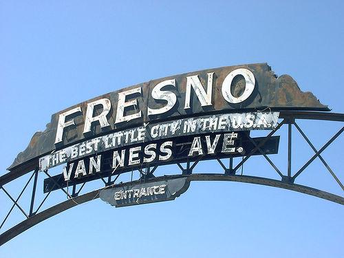 Bienvenidos a Fresno