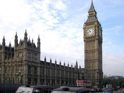 big ben el Palacio de Westminster