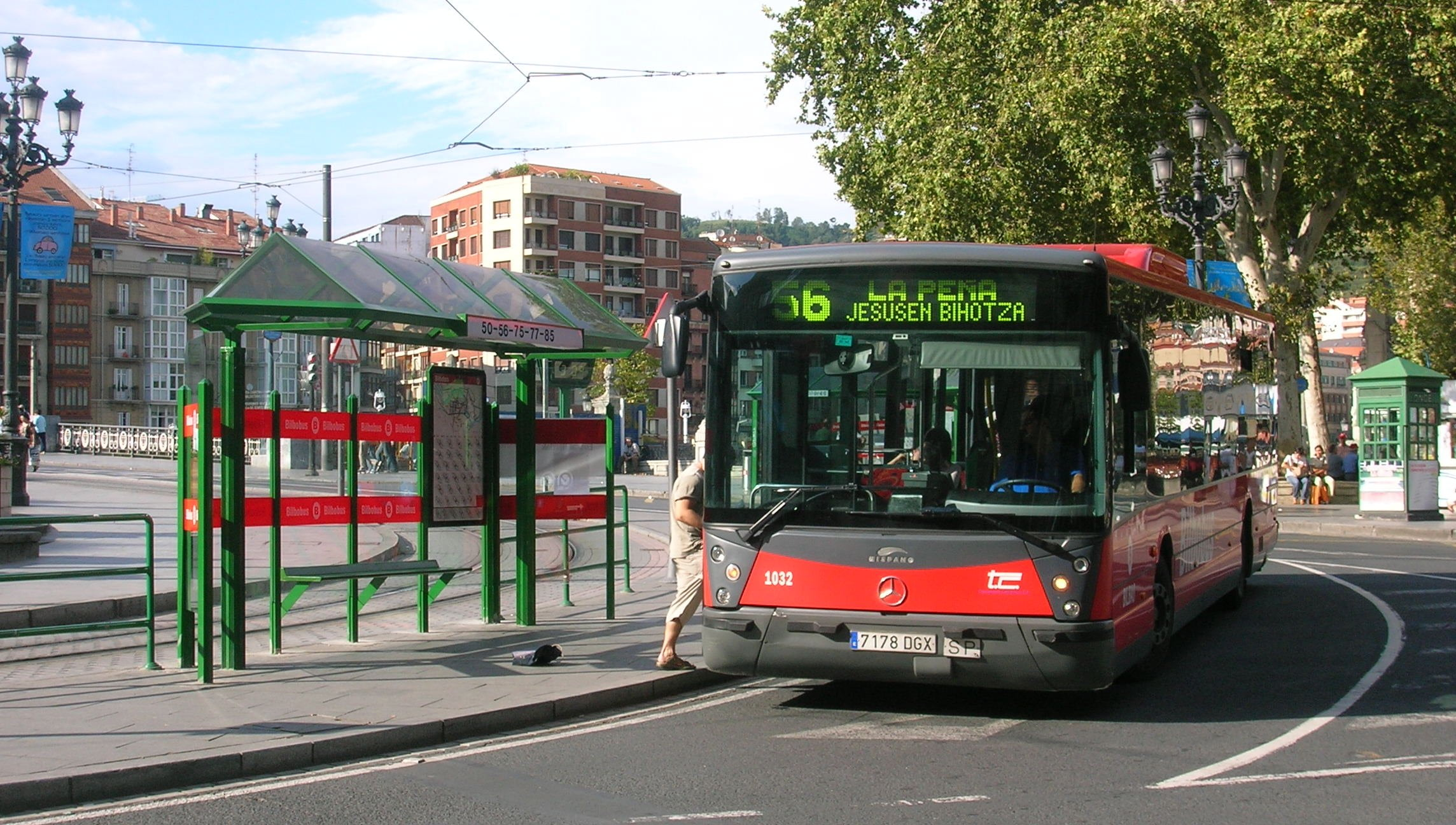 Viaje en bus - 1 9