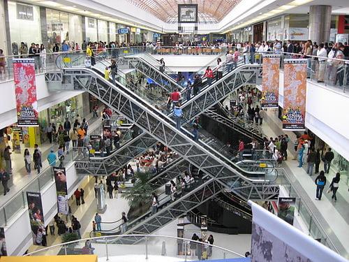 bogota centro comercial la gran estacion