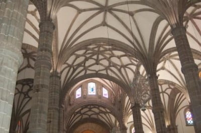 Bóvedas de la Catedral