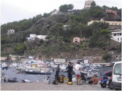 Buceo en el Mediterráneo