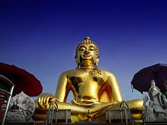 Buda Dorado de Chiang Rai