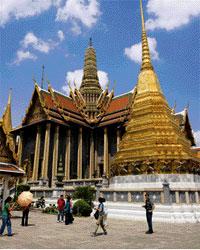 Buda Esmeralda, Bangkok