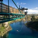 Fotografia de Bungy en Nueva Zelanda, Aventuras