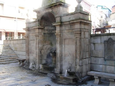 Burga de Abajo, Orense