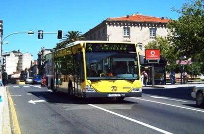 Bus urbano, Ourense