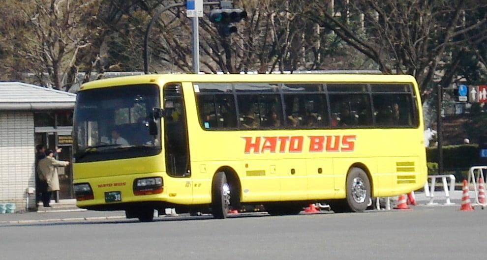 buses de tokio