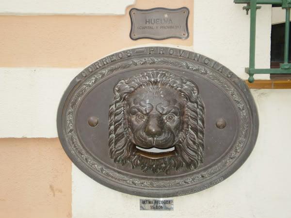 Buzón en Huelva