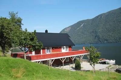 Cabaña de Noruega