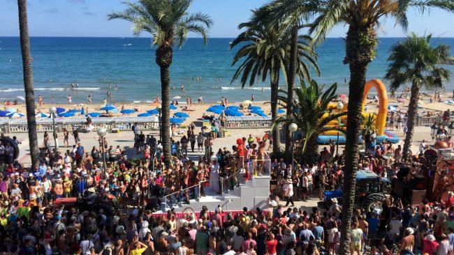 Cabalgata gay de Sitges