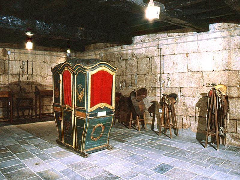 Caballerizas del Museo Provincial de Lugo
