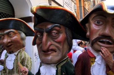 Cabezudos de Pamplona