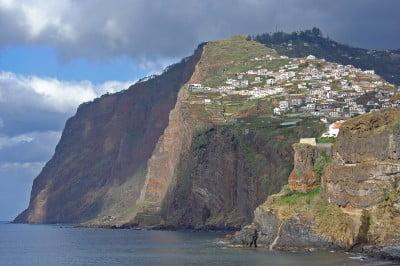 Cabo Girao en Madeira