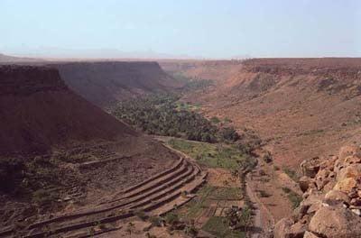Cabo Verde, África paisaje