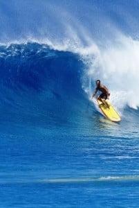 Cabo Verde, Surf
