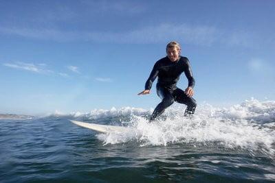 Cabo Verde, Surf en olas