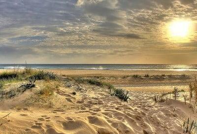 cadiz playa los lances