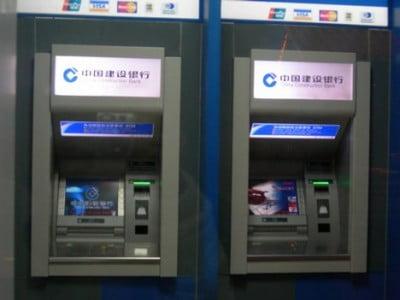 Cajero Automático de China