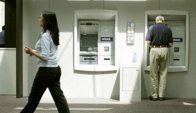 Cajeros Automáticos de Estados Unidos