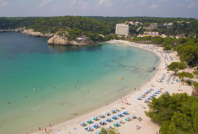 Cala Galdana de Menorca