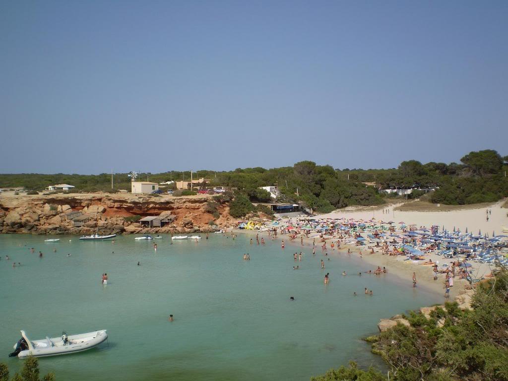 Cala Saona de Formentera