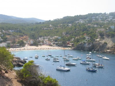 Calas de Ibiza