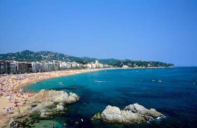 calas & playas Costa Brava - Lloret de Mar