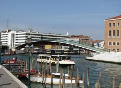 Calatrava en Venecia