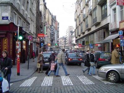 Calle de Bruselas