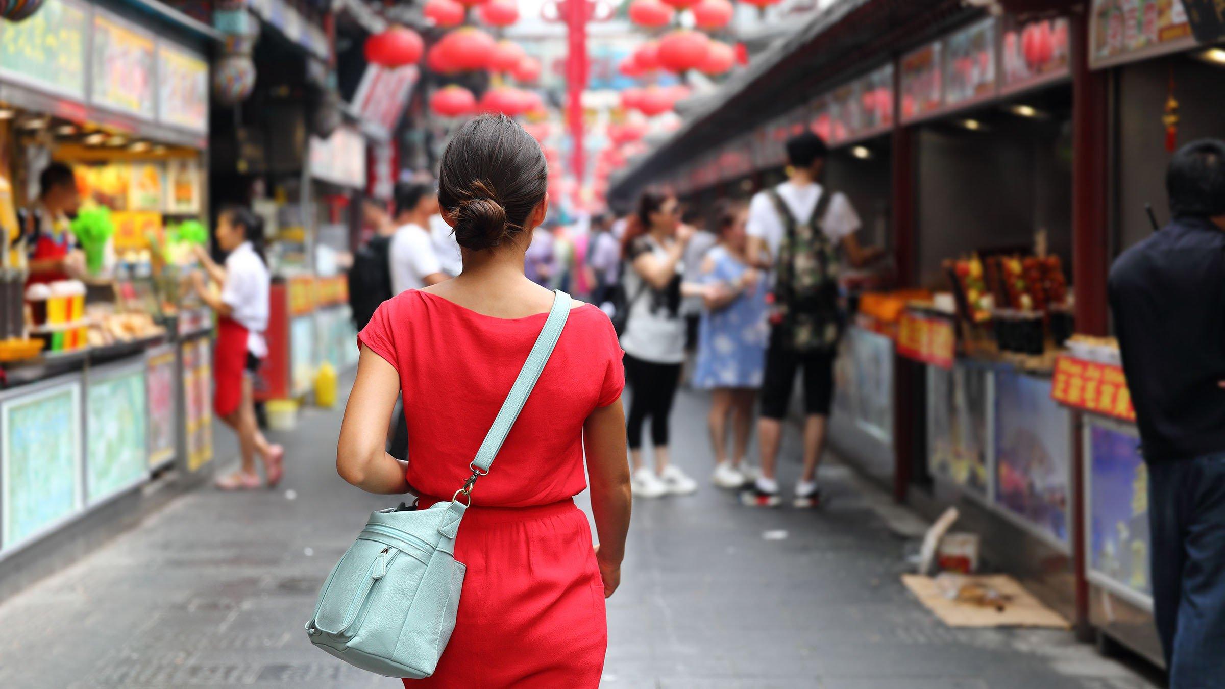 Calle de China