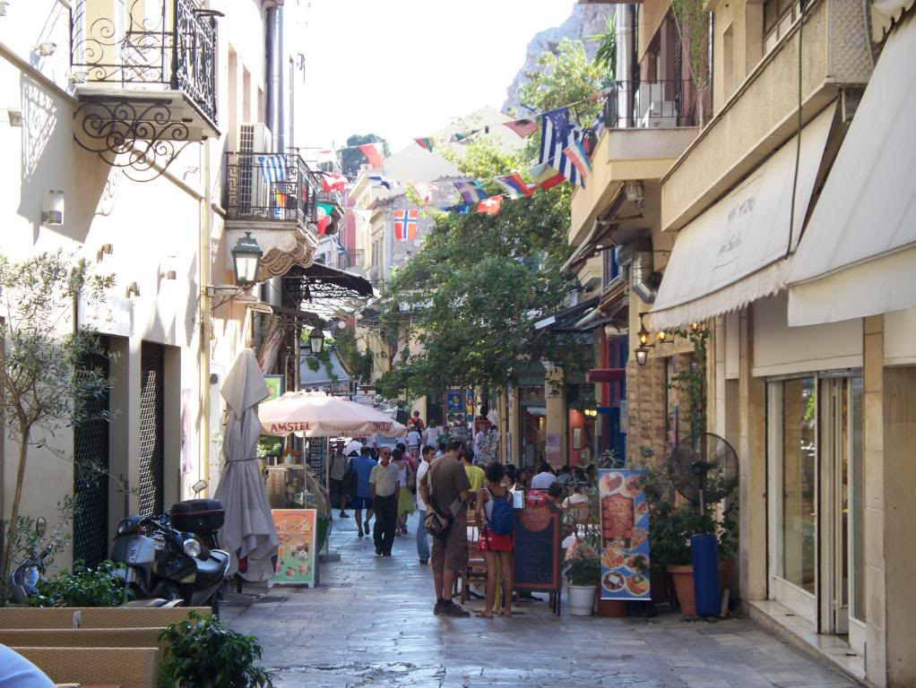 Calle de Plaka