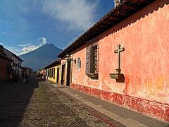 Calles de la Antigua Guatemala