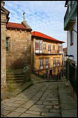 Calles de Valenca do Minho, Galicia
