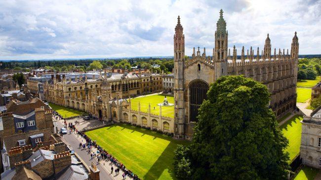 Cambridge: la ciudad universitaria