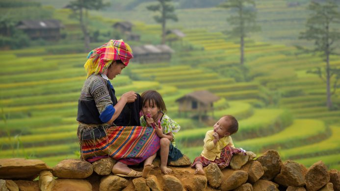 Camino hacia la erradicación de la pobreza en China