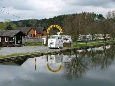 Camping en Bélgica