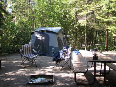 Camping Chipre